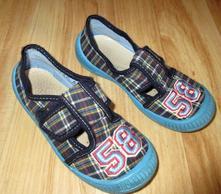 Plátěné boty, 29