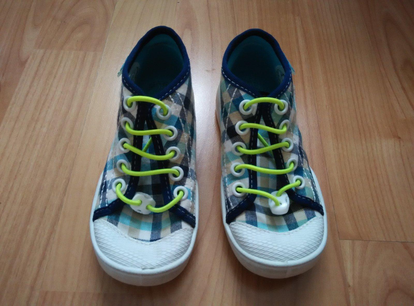 Plátěné boty befado vel.24 14 628ba709c6
