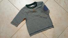 Pruhované triko next, next,68