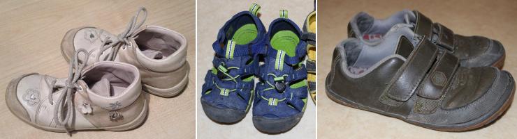 Dětské boty - Modrý koník fb403cf91d