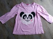 Tričko s pandou, kiki&koko,92