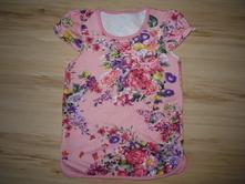 Květované růžové triko, 146