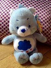 Starostlivý medvídek modrý,