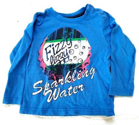 P37 - modré tričko , lupilu,86