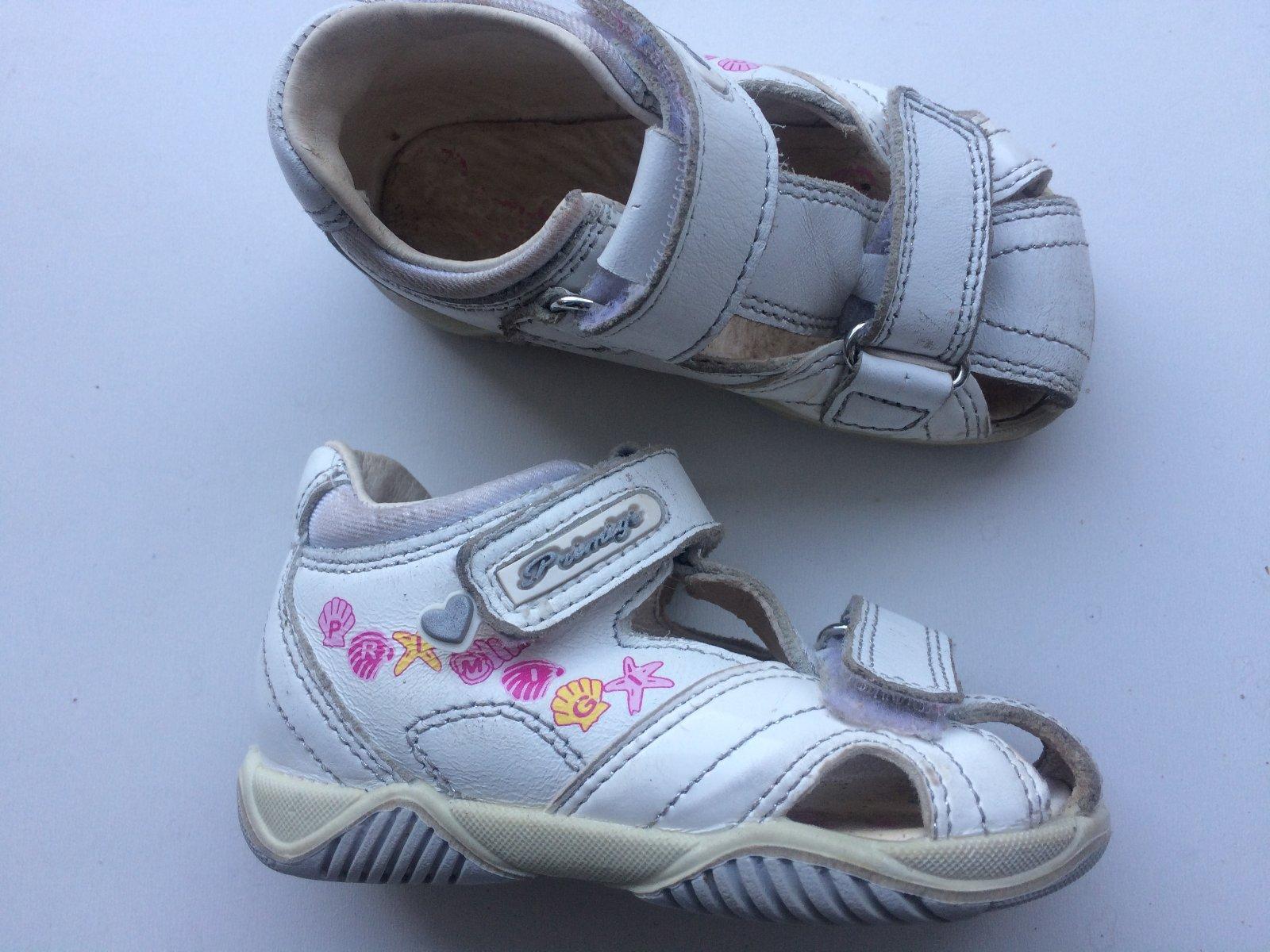 e932782df15 Dětské sandálky primigi č.123 4