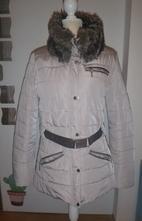Kvalitní bundo-kabát reserved - vel.l, reserved,l