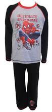 Bavlňené pyžamo spiderman č.5 - vel. 4-10. let, 104 - 158