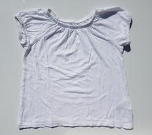 G243dívčí triko s krátkým rukávem vel. 110-116, h&m,110