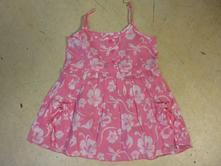 P049     tenounká tunika, šaty girl2girl  vel. 116, girl2girl,116