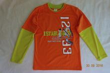 .triko s dlouhým rukávem,vel.116-122, good children,116