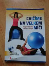 Kniha cvičení na míči,