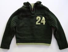 Bavlněný svetr, early days,74