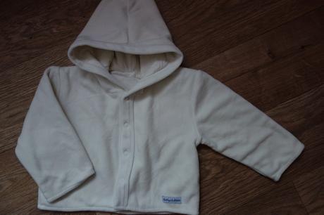 Mikinkový kabátek 74/80 (2), marks & spencer,74