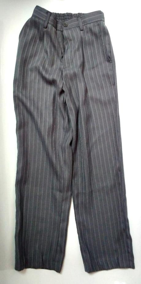 S41 - chlapecké společenské kalhoty, 164