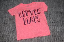 Výrazné neon triko next, velikost 92/98, next,92
