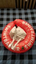 Plavecký kruh swimtrainer,