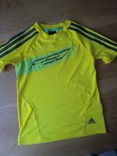 Žlutý dres, tričko adidas,