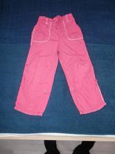 Plátěné kalhoty, cherokee,92