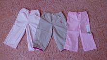 Dívčí kalhoty, jumping beans,86