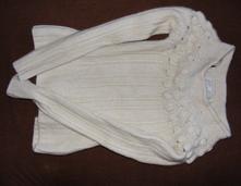 Dívčí svetr, h&m,158