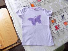 Tričko s motýlkem , dopodopo,98