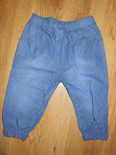 Lehké kalhoty 9-12, matalan,80