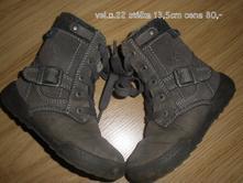 Zimní boty, 22