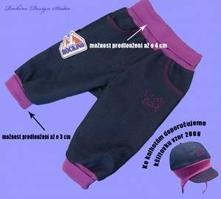 Dětské kalhoty rockino, 634_9552, rockino,74 / 80 / 86 / 92