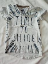 Bavlněné tričko next time to shine, next,104