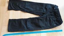 Čené kalhoty, palomino,110