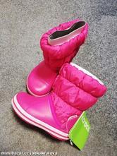 Dětské zimní boty (sněhuly) crocs, crocs,23 - 35