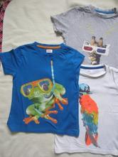 3 pack triček, f&f,110