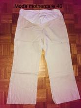 Kalhoty těhotenské 46, 46