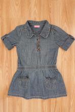Riflové šaty - cherokee, vel. 92, cherokee,92