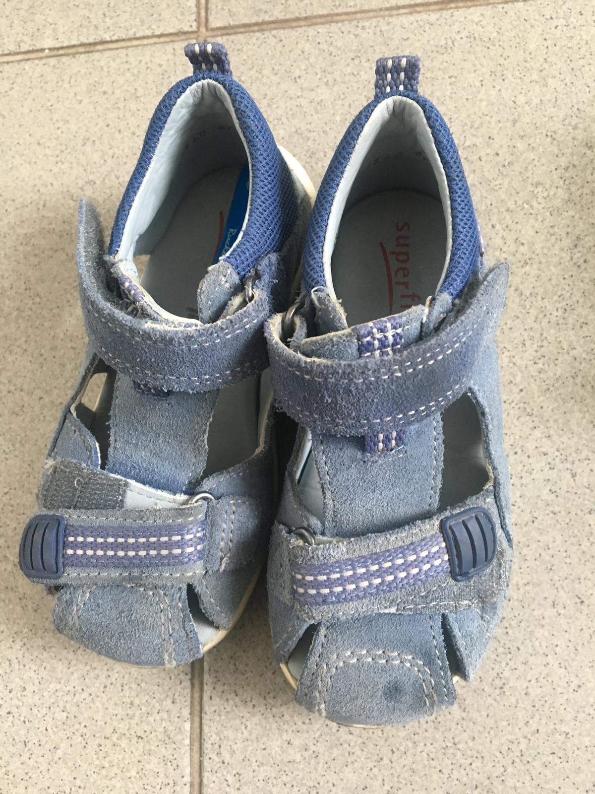 3be4b778514 Prodám sandálky superfit velikost 24