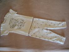Dětské bavlněné pyžamo, tiny ted,74
