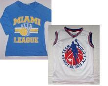 K336 basketbalové tričko + av19 dresové tričko, 158