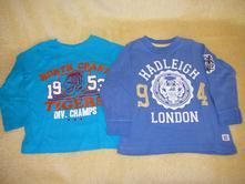 Dětské tričko dl. rukáv, f&f,98