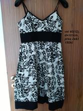 Letní šaty, 40