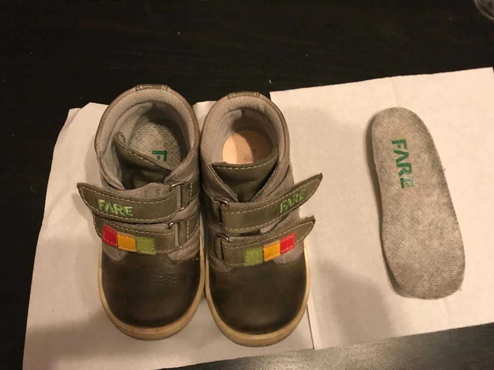 Fare dětské celoroční boty vel. 23 6d6361abd9