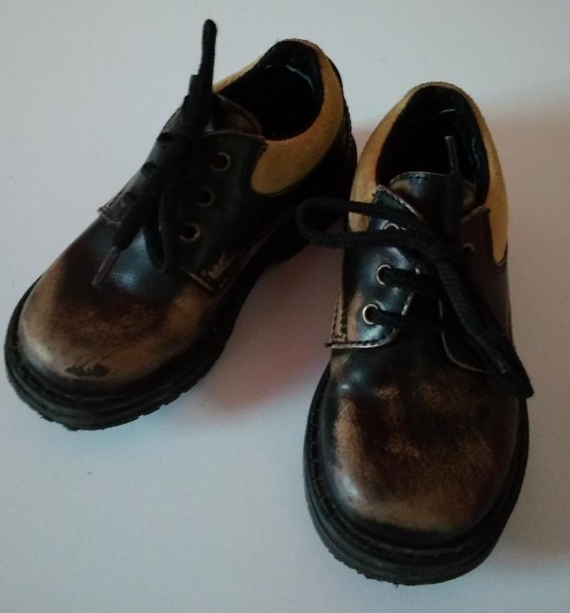 9538e6e5a09 M318 - společenské chlapecké boty