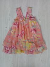 Šaty letní, palomino,110