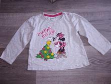 Vánoční tričko, disney,86