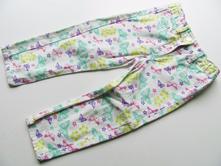 Dívčí kalhoty č.076, lupilu,92