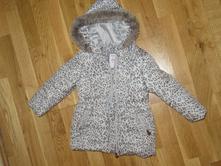 Pěkná zimní bunda s kožíškem, f&f,104