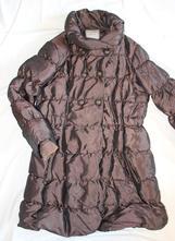 Op603. zimní prošívaný kabát 9-10 let, next,140