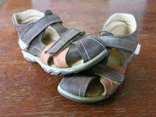 Kožené sandály, 29