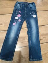 Krásné džíny, rifle kiki&kolo, vel. 116, kiki&koko,116