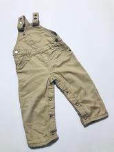 Podšité laclové kalhoty - v.3/6 měs., f&f,68