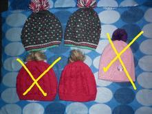 Čepice na holky, 122